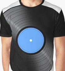 Music Record Graphic T-Shirt