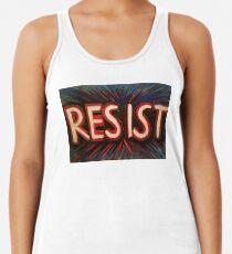 Camiseta con espalda nadadora RESISTIR