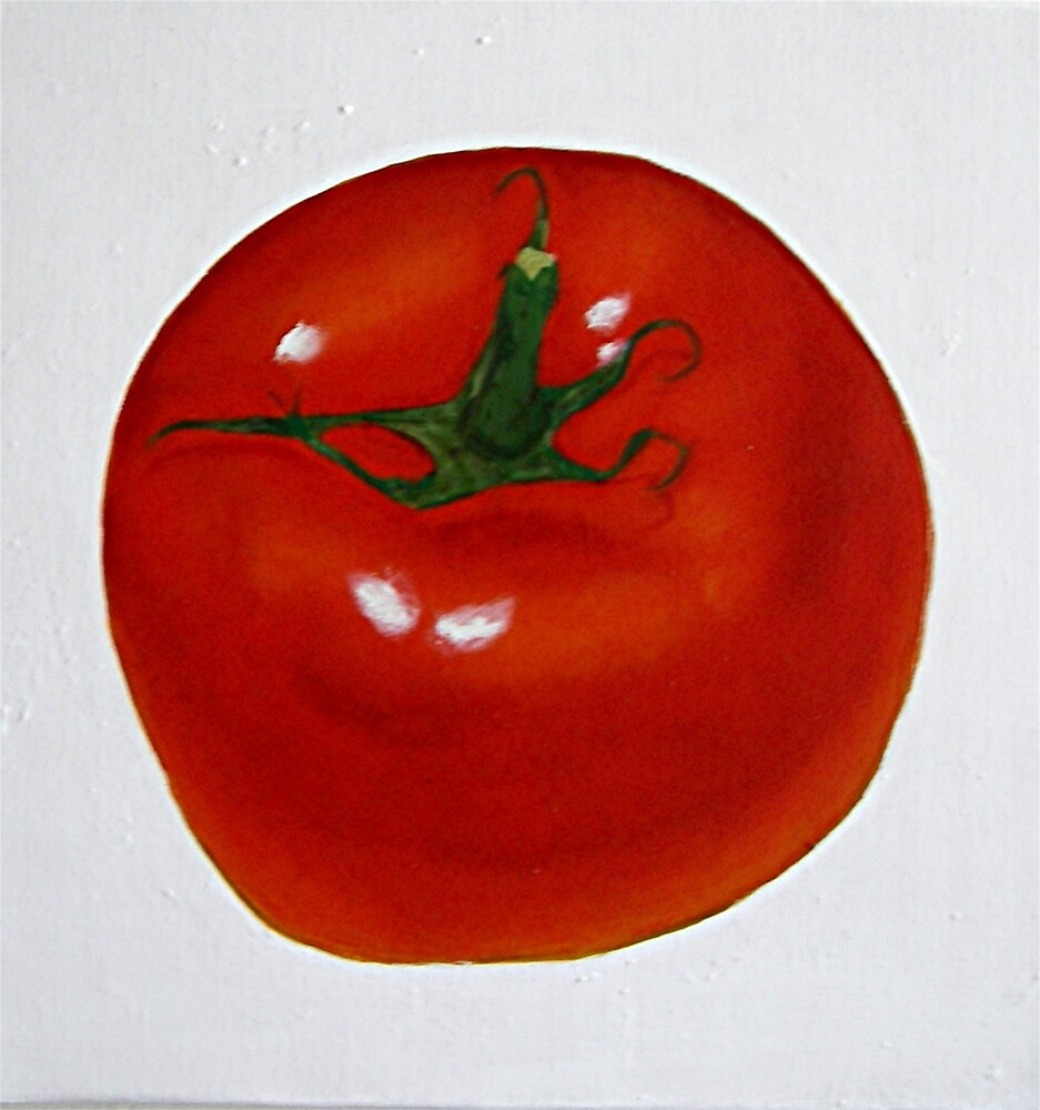 THE TOMATO by juliecat
