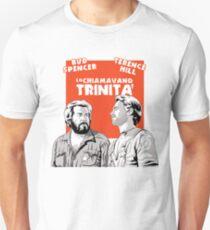 """ITALIAN CINEMA - """"LO CHIAMAVANO TRINITA'"""" Unisex T-Shirt"""