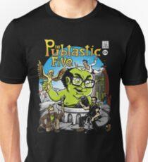 The Pubtastic Five Unisex T-Shirt