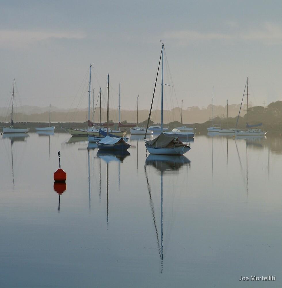 Swan Bay Harbour, Queenscliff by Joe Mortelliti