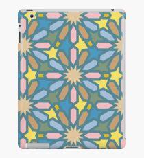Playful Oriental Pattern iPad Case/Skin
