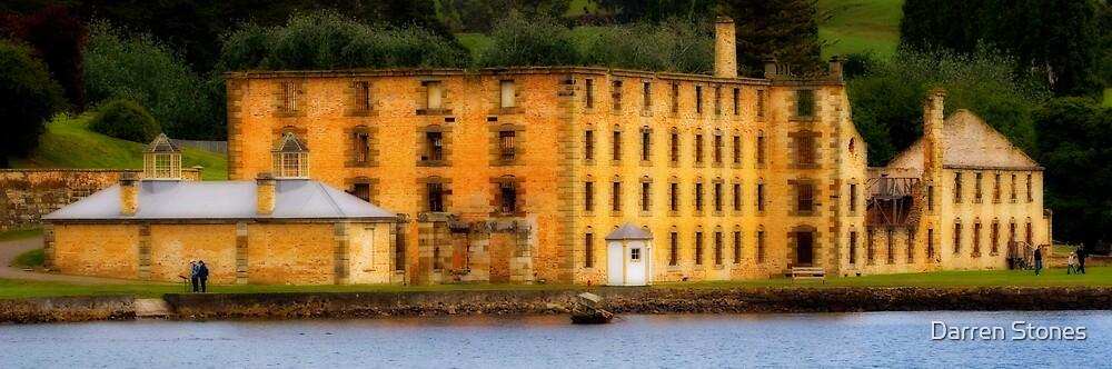 Port Arthur by Darren Stones