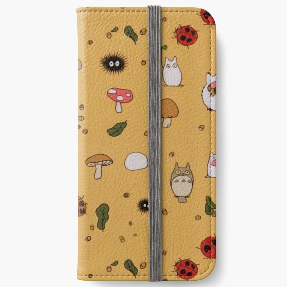 Totoro  iPhone Wallet