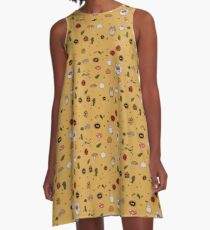 Totoro A-Linien Kleid