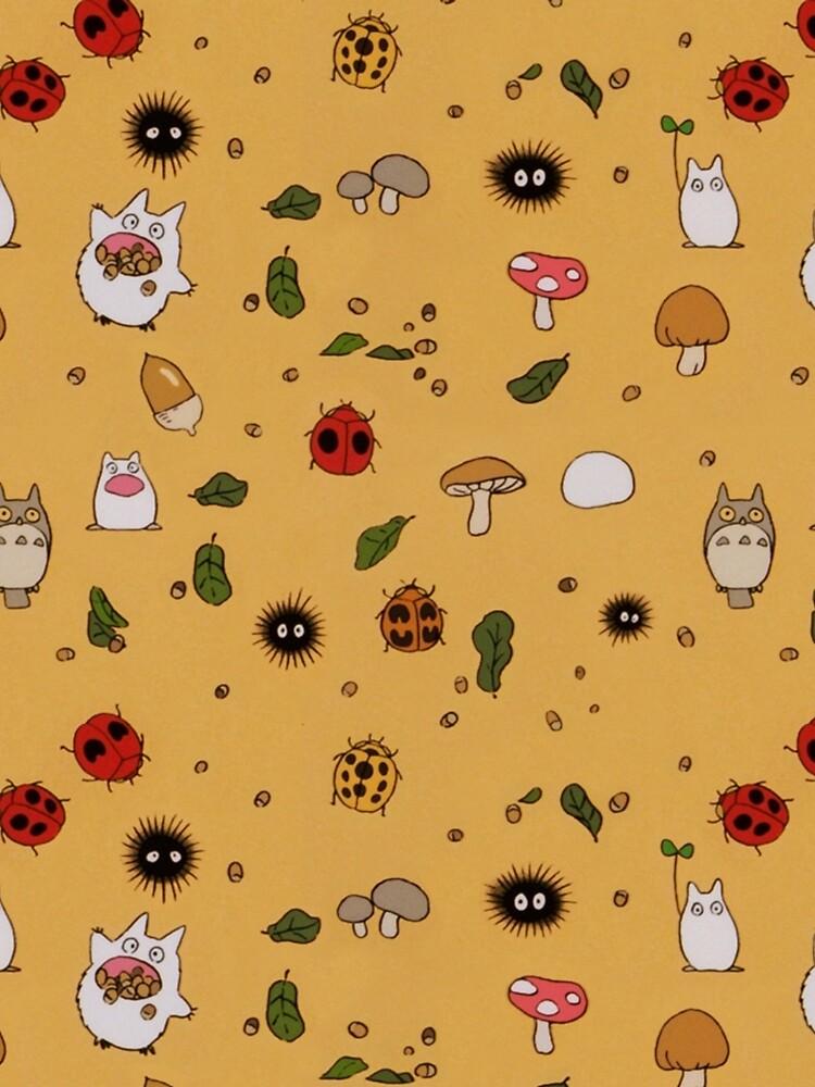 Totoro von arealprincess