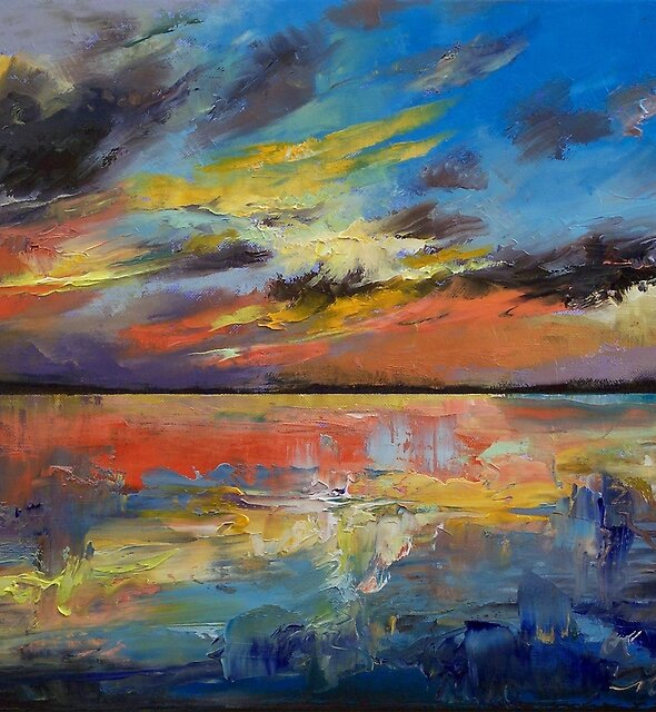 Key West Florida Sonnenuntergang von Michael Creese