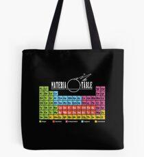 Materia Table Tote Bag
