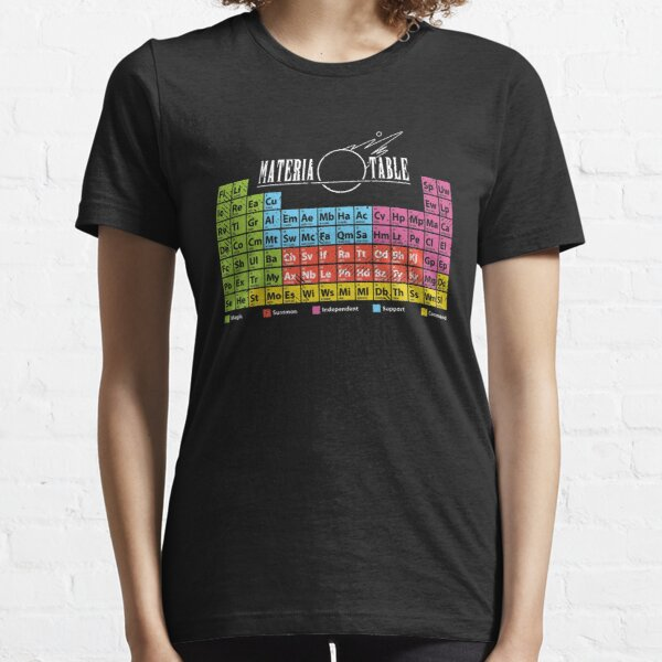 Materia Table Essential T-Shirt