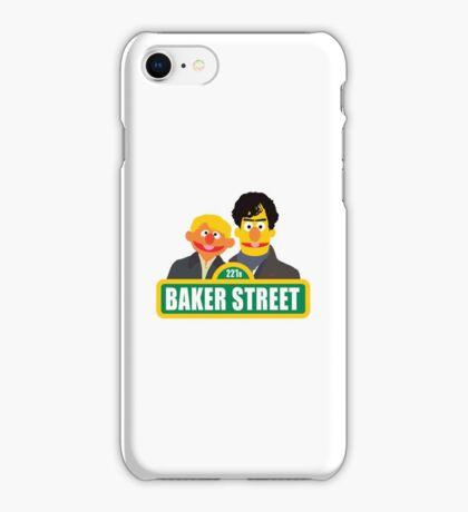 221B Baker Street - Sherlock iPhone Case/Skin