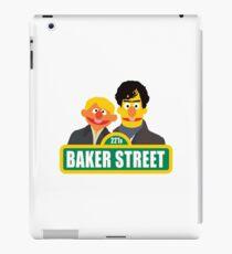 221B Baker Street - Sherlock iPad Case/Skin