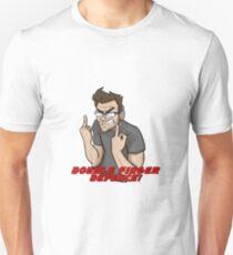 DOUBLE FINGER DEFENCE - Markiplier T-Shirt