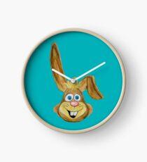 Hase / rabbit Uhr