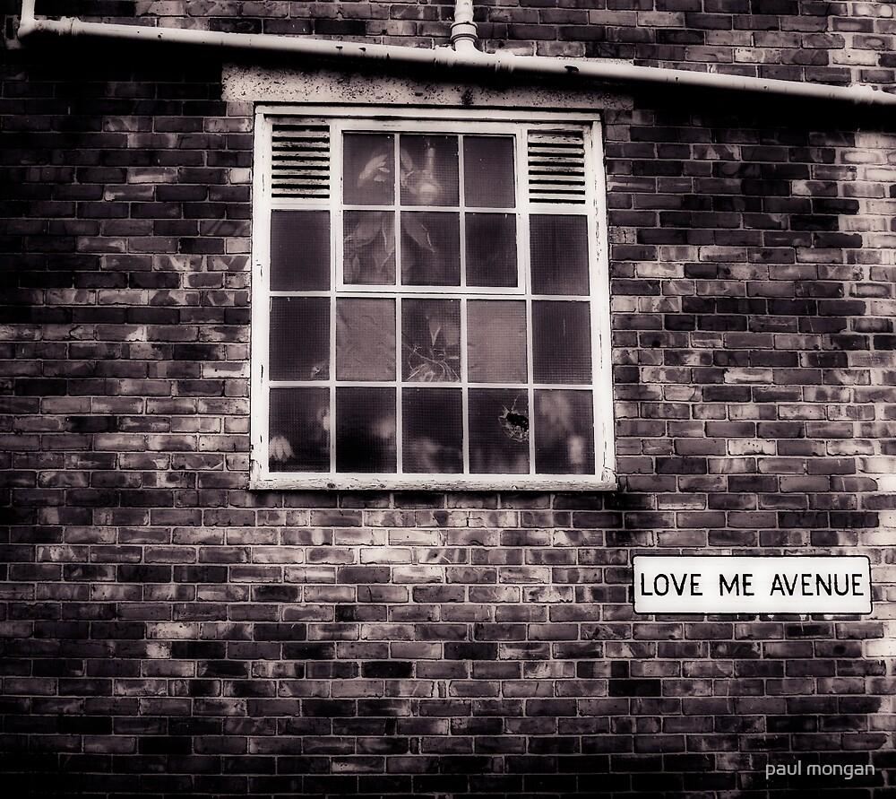 love me by paul mongan