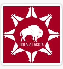 Oglala Lakota Sticker