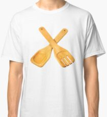 Spoon and fork Classic T-Shirt