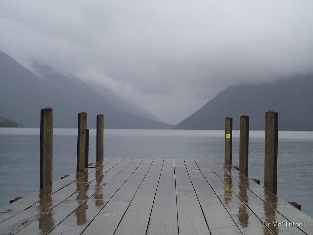 Lake Rotiti, Nelson Lakes NZ by Dr McClintock