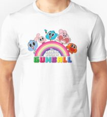 Gumball's World Unisex T-Shirt