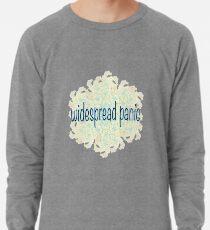 panic snowflake Lightweight Sweatshirt