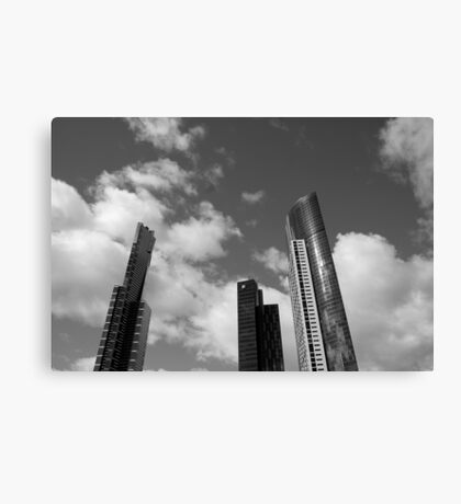3 Towers Canvas Print