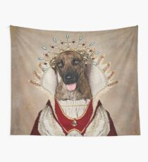 Shelter Pets Project - Mademoiselle Wall Tapestry