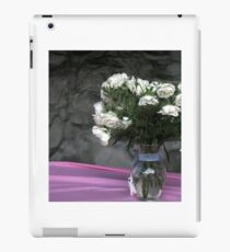 Flowers for Mary iPad Case/Skin