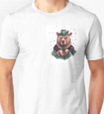 intelligent bear Unisex T-Shirt