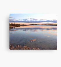 Tranquil Northwest Canvas Print
