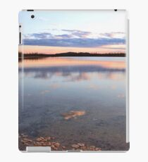 Tranquil Northwest iPad Case/Skin