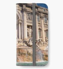 Trevi Fountain iPhone Wallet/Case/Skin