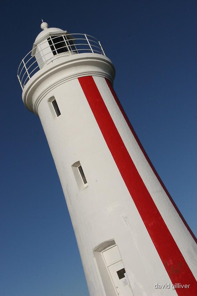 Devonport lighthouse by david gilliver