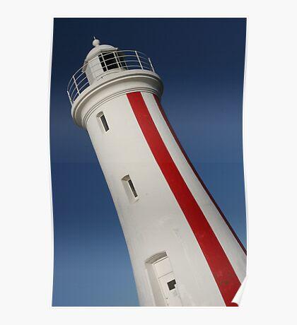 Devonport lighthouse Poster