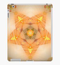 Mosaic star  iPad Case/Skin