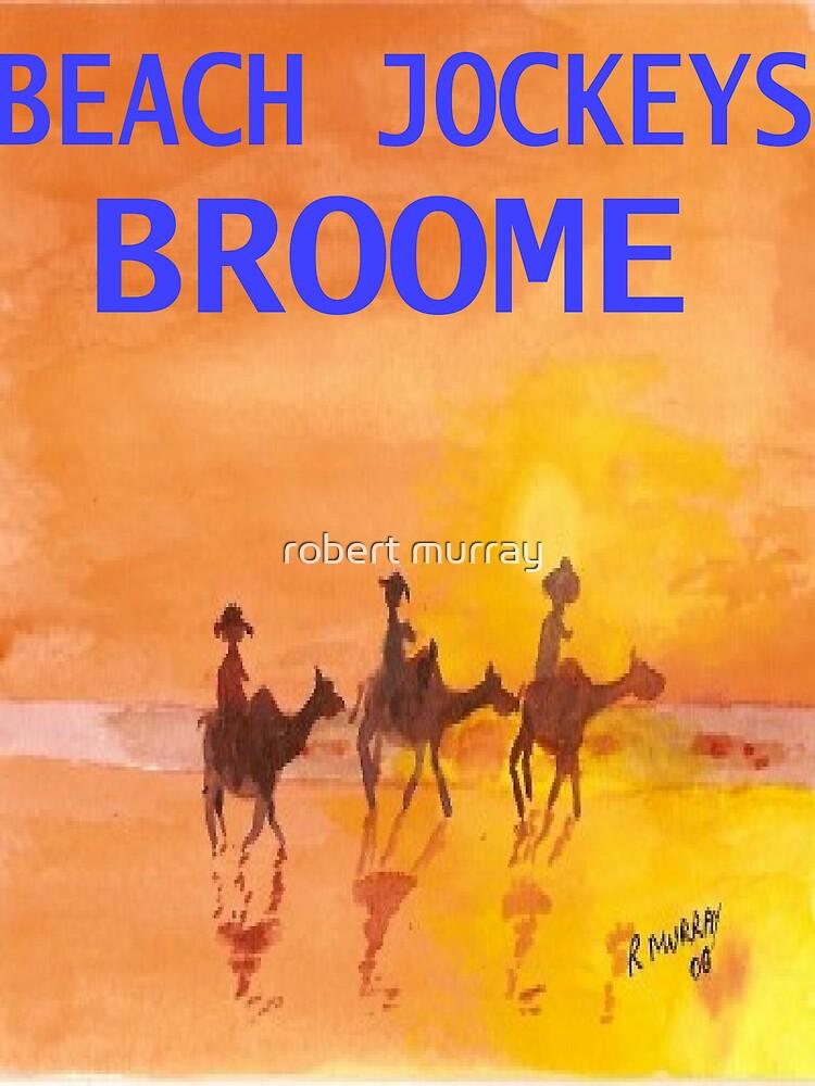Beach Jockeys Broome by treborbob