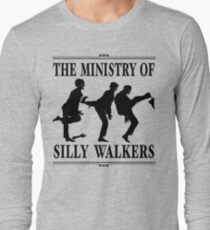 The Ministry of Silly Walkers Long Sleeve T-Shirt