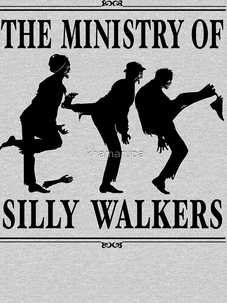 The Ministry of Silly Walkers | Unisex T-Shirt