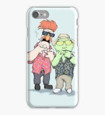 Beaker & Bunsen In Las Vegas iPhone Case/Skin