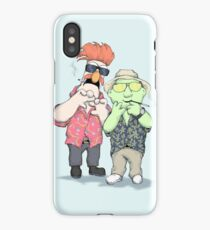 Beaker & Bunsen In Las Vegas iPhone Case/Skin
