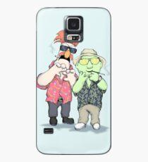 Beaker & Bunsen In Las Vegas Case/Skin for Samsung Galaxy