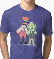 Beaker & Bunsen In Las Vegas Tri-blend T-Shirt