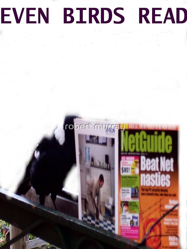 even birds read by treborbob