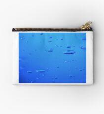blue bubble Pochette