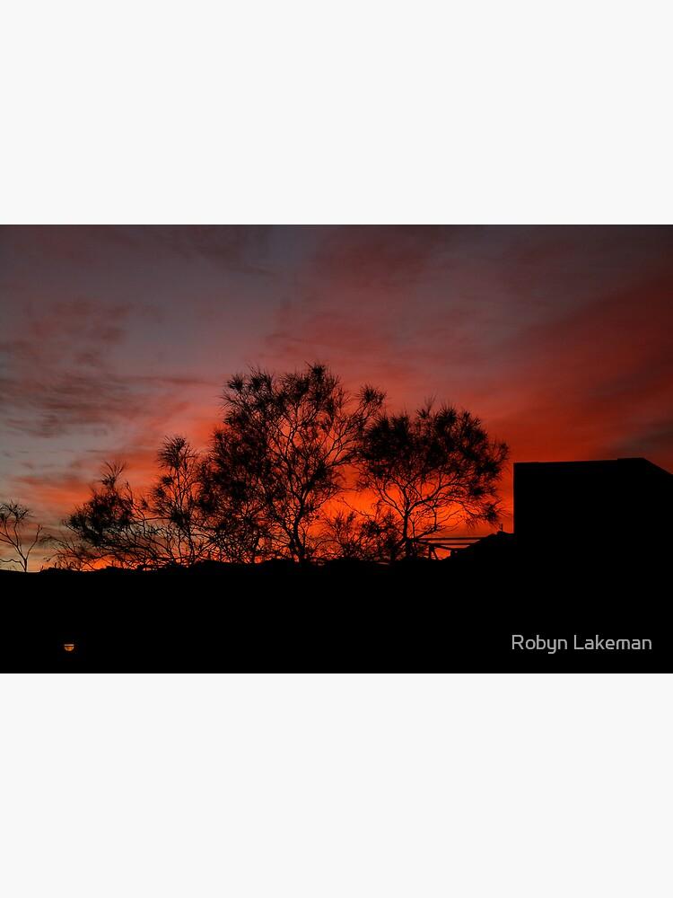 Vermillion sunrise by Rivergirl