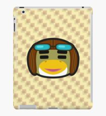 BOOMER ANIMAL CROSSING iPad Case/Skin
