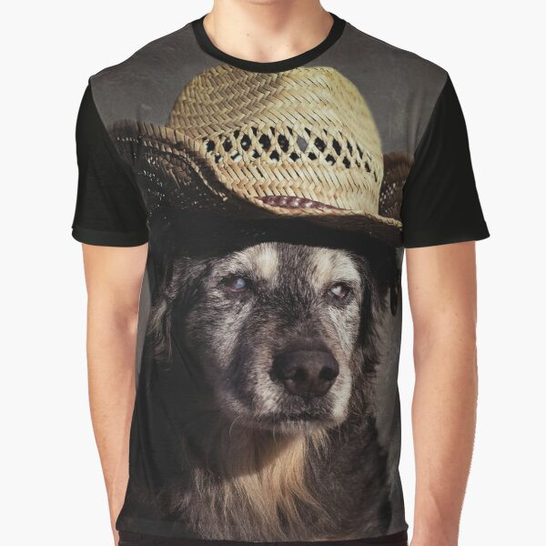 Shelter Pets Project - Moses Graphic T-Shirt