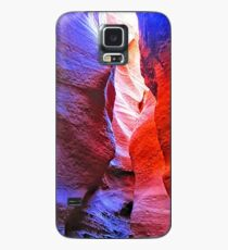 Colors of Spooky Slot Case/Skin for Samsung Galaxy