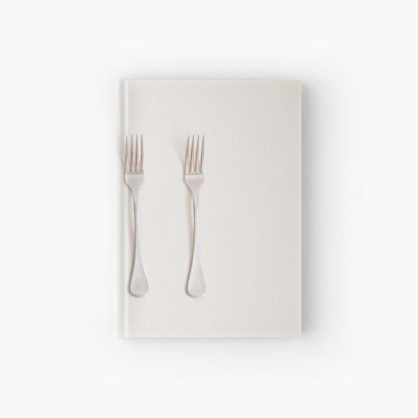Four forks Hardcover Journal