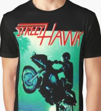 Retro TV Series ' Streethawk '  Graphic T-Shirt