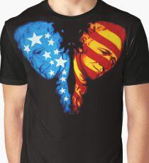 Alexander Hamilton Rorschach Love T-Shirt Graphic T-Shirt